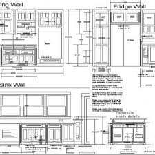 kitchen cabinet blueprints blueprint kitchen cabinets new kitchen cabinet layout designer