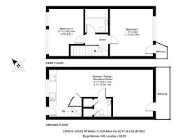 Kennel Floor Plans by Contemporary Duplex Apartment London Lofts