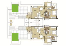 Best 2 Bhk House Plan 2 And 3 Bhk Apartments In Ahmedabad Malabar County Ganesh Housing