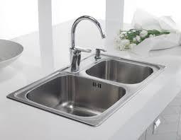 White Drop In Bathroom Sink Drop In Sink White Kitchen With Steel Drop In Sink Ss Drop