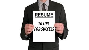 Job Interview Resume by 10 Tips On Improving Your Resume Making It Work Youtube