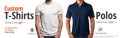 Custom Embroidery Shirts Custom T Shirt Printing Icon Creativ Custom T Shirts Apparel