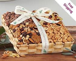 healthy gift baskets at wine country gift baskets