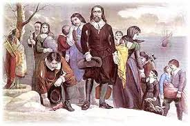 history of thanksgiving and the mayflower compact