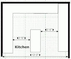 size of kitchen island amazing smallest kitchen island size pretty kitchen design