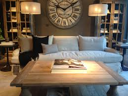 Restoration Hardware Living Rooms Love This Living Room Restoration Hardware Our Home Pinterest
