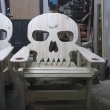 Wooden Skull Chair Harley Davidson Logo Ceramic Coffee Mugs From Gift Mug