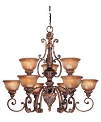 minka lavery 1358 illuminati 39 inch wide 9 light chandelier