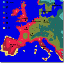 Gardening Zones - my gardening notes plant hardiness zones for europe us canada