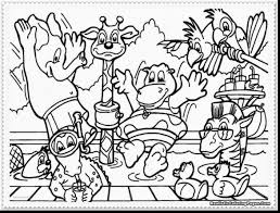 brilliant zoo animals coloring pages printable with zoo coloring