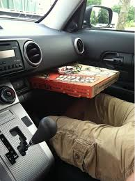 scion box car the scion xb is the best pizza delivery car scionlife com