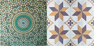 maltese tiles or moroccan