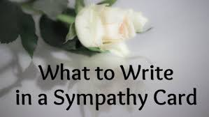 sympathy card 80 original ideas for what to write in a sympathy card holidappy