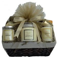 candle gift baskets deluxe candle gift baskets harbor mill candle company