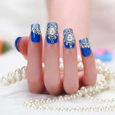 30 gleaming nail designs with rhinestones nail design ideaz