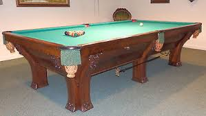 pool tables collection on ebay
