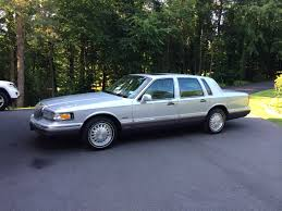 Lincoln Town Car Pictures My First Curbside Classic U2013 2000 Lincoln Town Car Cartier Edition