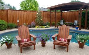 redwood adirondack chair custom wood adirondack chairs