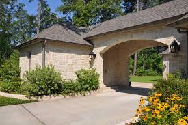 casual french traditional exterior houston by sanders