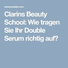 si e clarins 42 best clarins anwendungen images on beleza and