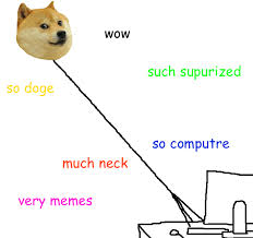 long neck doge doge know your meme