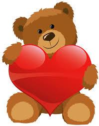 valentine bear cliparts free download clip art free clip art