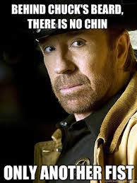Chuck Meme - chuck norris lessons tes teach