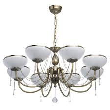 Opaline Chandelier Opaline Ceiling Light Ebay