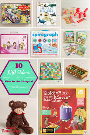 10 gift ideas for kids in the hospital this christmas mommy snippets