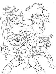 printable ninja turtles coloring pages teenage mutant ninja