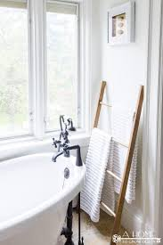 modern master bathroom makeover reveal a home to grow old in