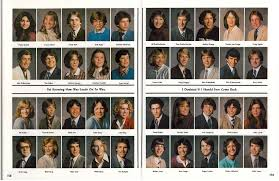 class yearbook beavercreek high school yearbook class of 1982