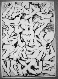 sketch graffiti alphabet 1 jpg 700 695 art 2 pinterest