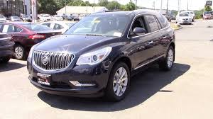 buick enclave 2016 2016 buick enclave premium in depth review and start up youtube