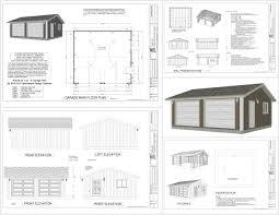 Garage Apartment Layouts Garage Design Pollyannaism 24x24 Garage Cost Onsitework