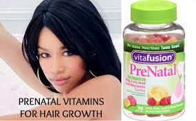Natural Hair Growth Remedies For Black Hair Prenatal Vitamins For Hair Growth Youtube