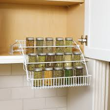 rubbermaid pull down spice rack dining u0026 kitchen pinterest