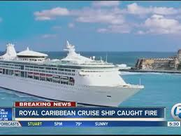 fires cruise news
