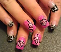 amazing and attractive nail paint designs nail designs 2 die for