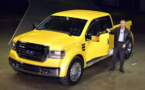 Ford F 150 Yellow Truck - a look back at ford u0027s truck and suv concepts photo u0026 image gallery
