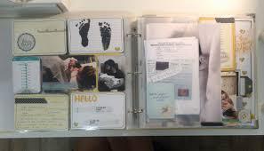 baby album baby s year baby album project scrapbook