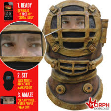 digital dudz phone app latex animated morph moving mask fancy