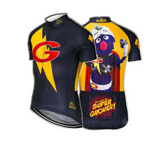 super grover sesame street cycling jersey mens u003e brainstorm gear