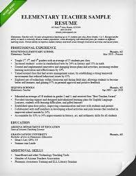 sle resume for teachers india doc sle resume teacher monster
