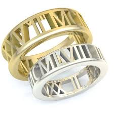 the bizz wedding band 81 best 로마숫자응용 images on numerals wedding