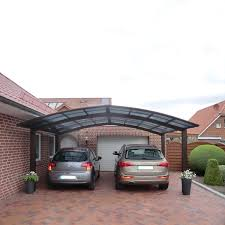 Ebay Carport Doppelcarport Bogendach Garage Unterstand Aluminium Carport