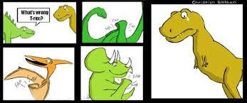 T Rex Arms Meme - t rex s short arms know your meme