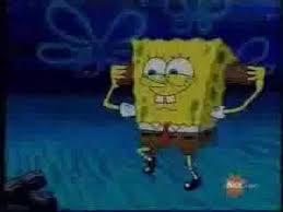 Spongebob Licking Meme - images spongebob licking chocolate gif