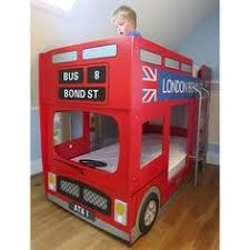 Kids Novelty Bus Bunk Bed In Manchester Bedroom On Adflyer Home - Kids novelty bunk beds