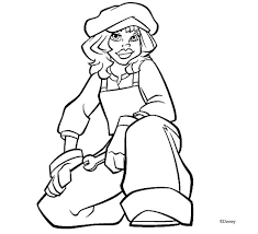 81 disney atlantis coloring pages disney images